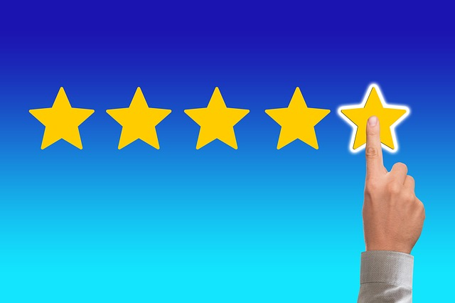 How to get the all-important positive review